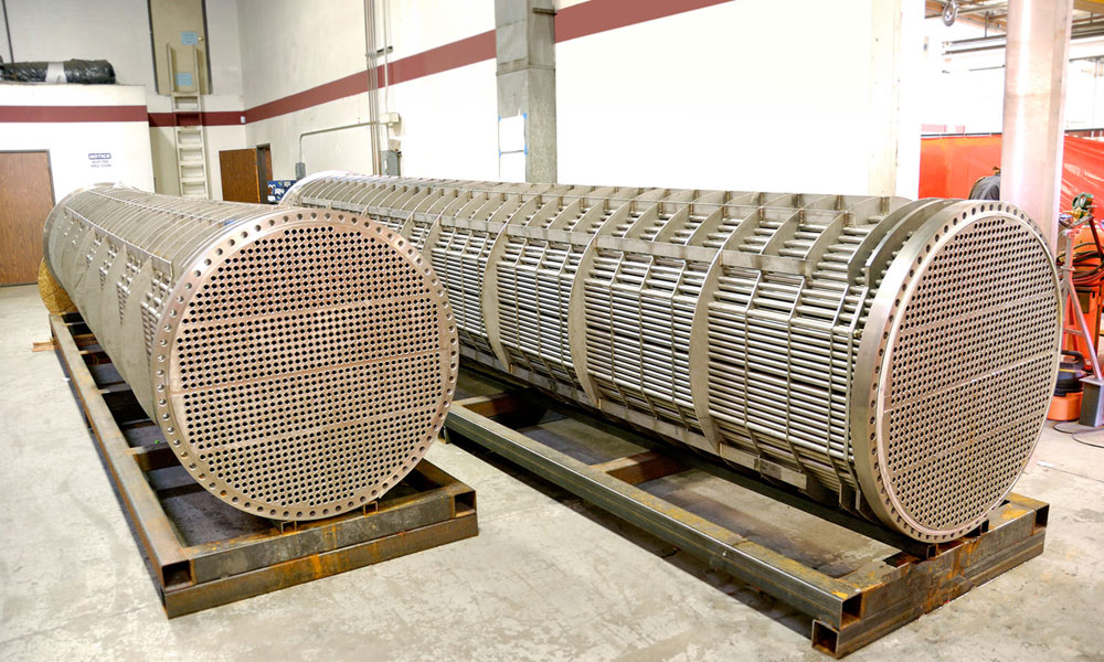 Stainless Steel 317 / 317L Heat Exchanger Tubes