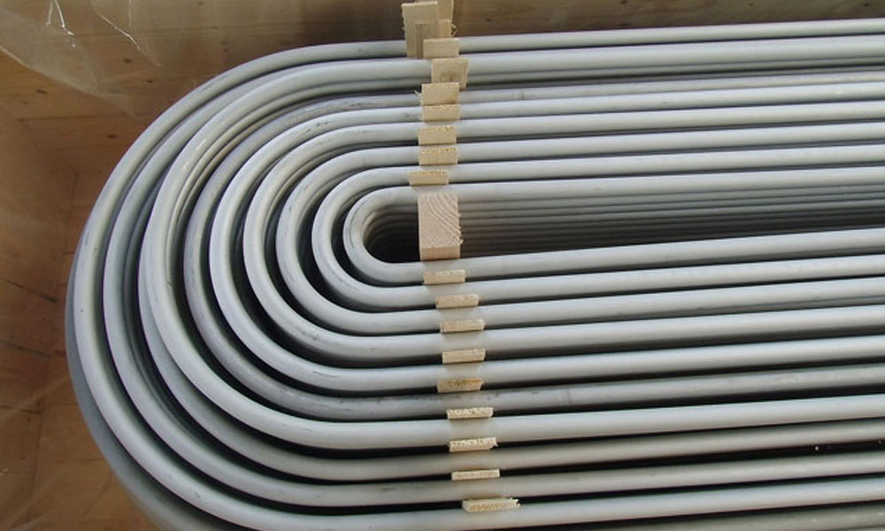 Stainless Steel 310H Seamless U Tubes