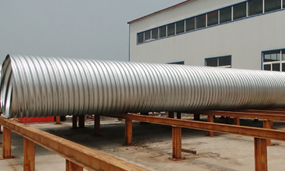 Stainless Steel 316 Corrugated Tubes