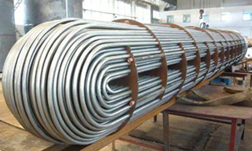 Stainless Steel 316TI Seamless U Tubes