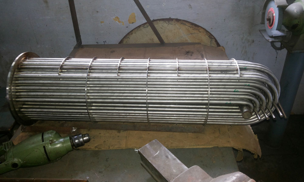 Duplex Steel Heat Exchanger Tubes & U Tubes