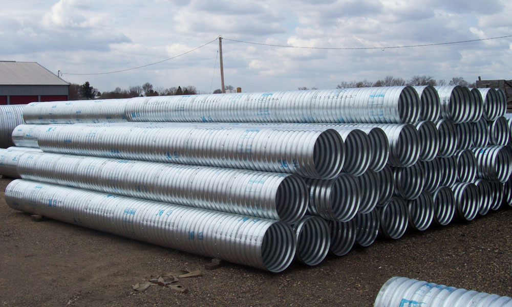 Stainless Steel Corrugated Tubes