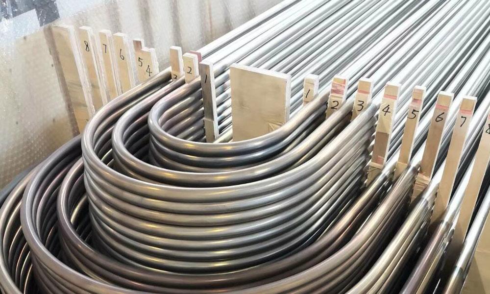 Stainless Steel 304 Welded U Tubes