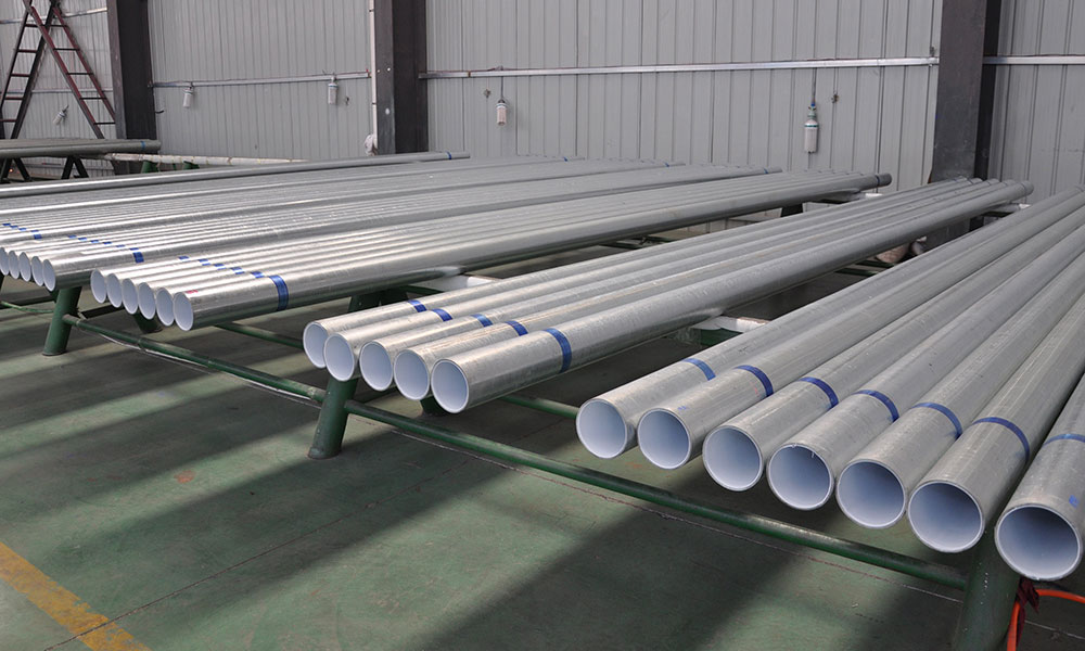 Stainless Steel 304H Welded Pipes