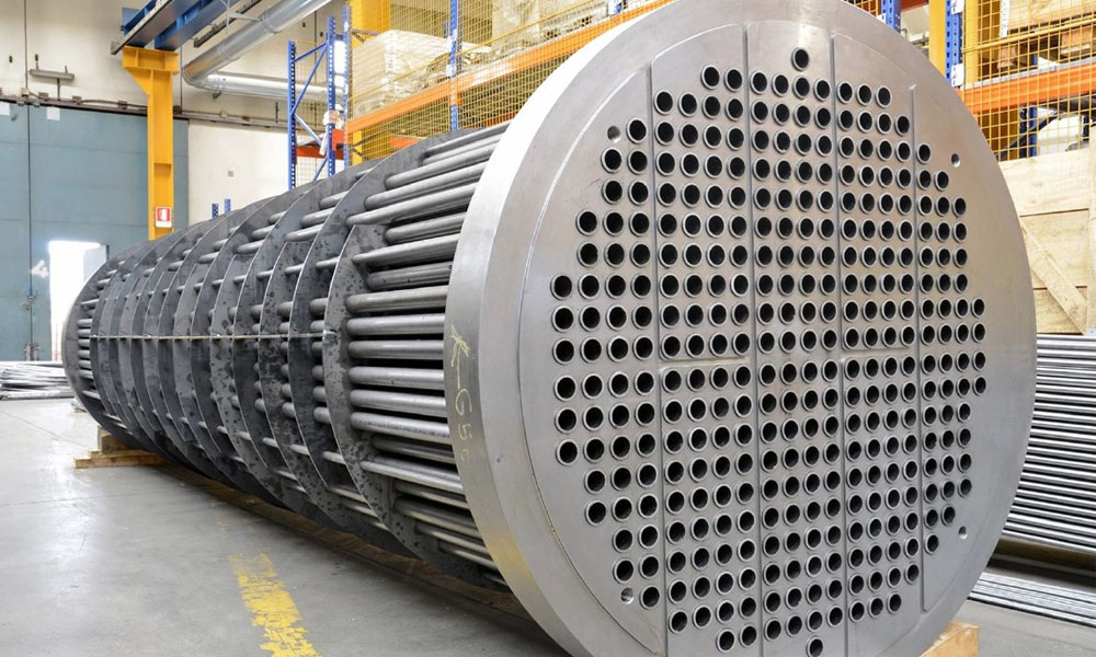 Stainless Steel 310H Condenser Tubes