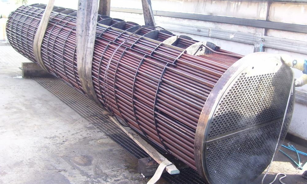 Stainless Steel 316 Heat Exchanger Tubes