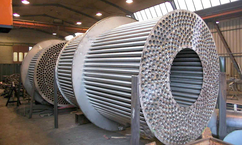 Stainless Steel 316L Condenser Tubes